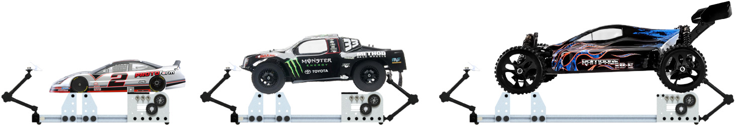 RC Brushless Chassis Dyno