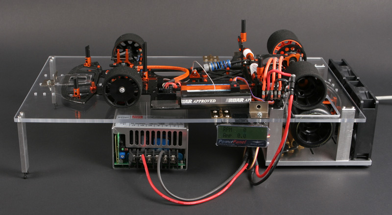 Mcpappy racing brushless chassis dyno r c tech forums for Rc electric motor dyno