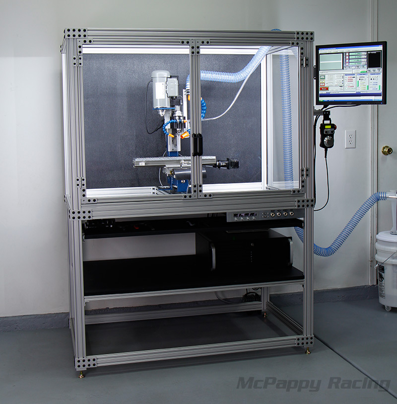 Benchtop Cnc Enclosure