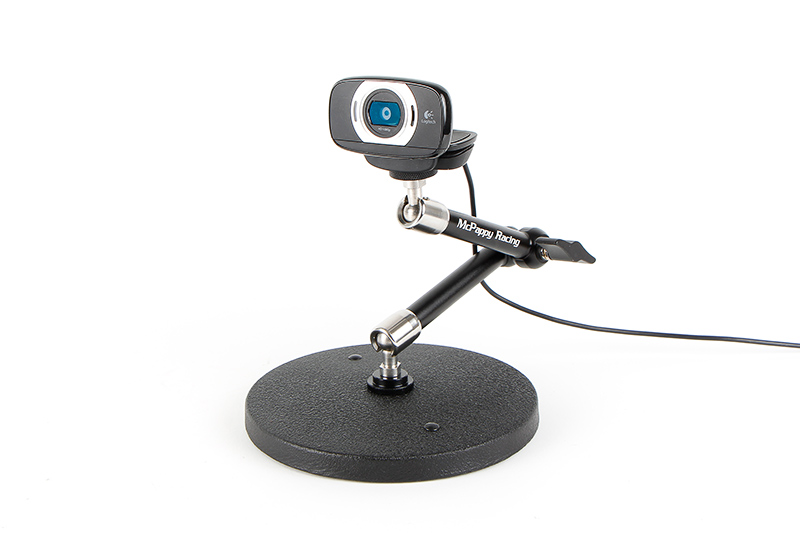 Web cam holder