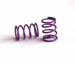 Large Front Springs - Purple