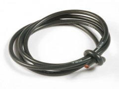 TQ 13 Gauge Wire – Black (Sold Per Foot)