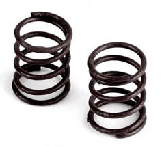 Large Front Springs - Black