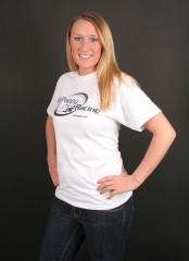 McPappy Racing White T-Shirt