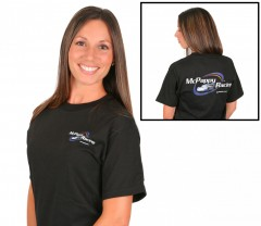 McPappy Racing Black T-Shirt