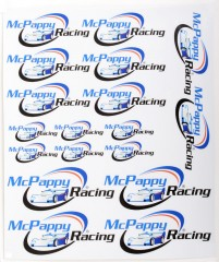 McPappy Racing Decals