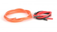 TQ 13 Gauge Wire - Orange, Red, Black Kit