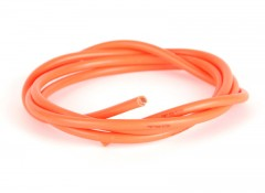 TQ 13 Gauge Wire - Orange